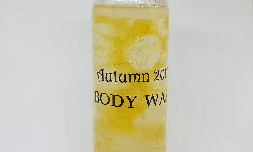 Aroma Fall Spice Body Wash 10Oz