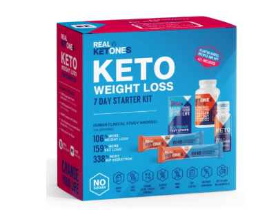 Real Ketones 7 Day Starter Kit