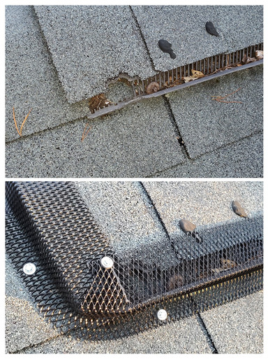 Professionally Repaired Proofing