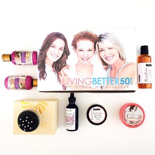 LivingBetter50 Women's Monthly Subscription Box