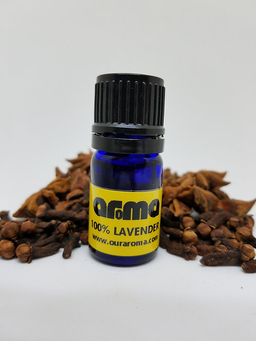 Lavender 100% Essential Oil
