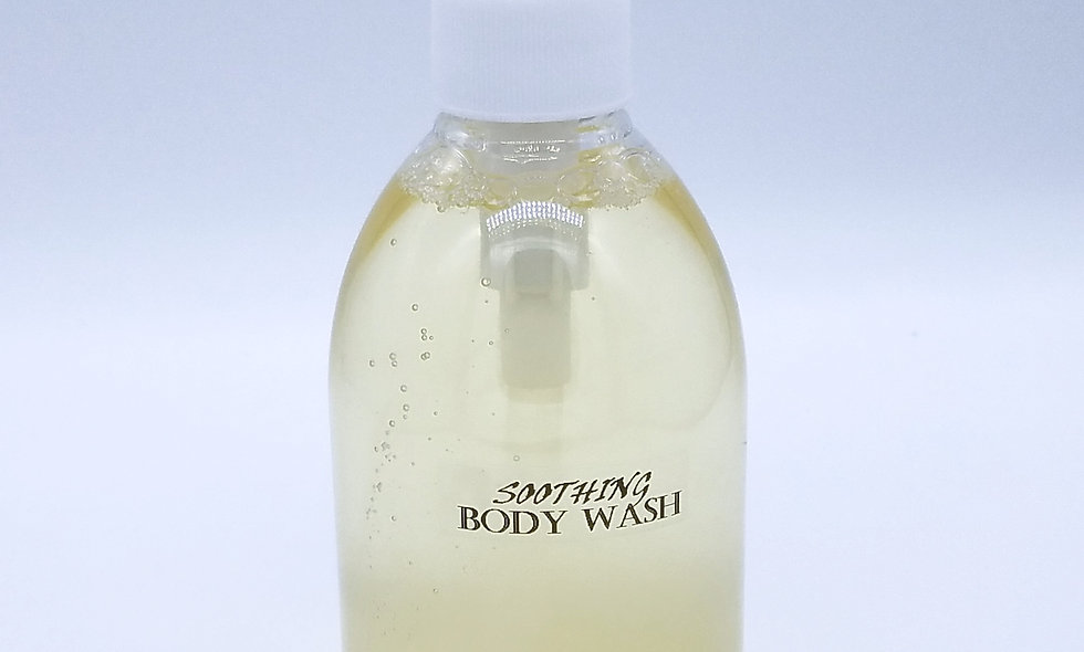 Aroma Soothing Body Wash with Shea-Butter 10Oz