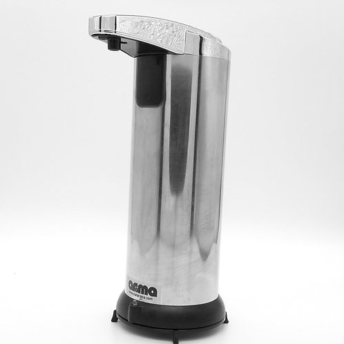 Aroma Stainless Steel Personal Automatic 9 Fl Oz Hand Soap Dispenser