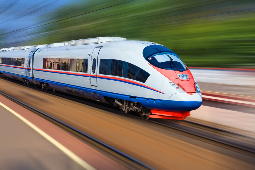 Train and Rail Transportation