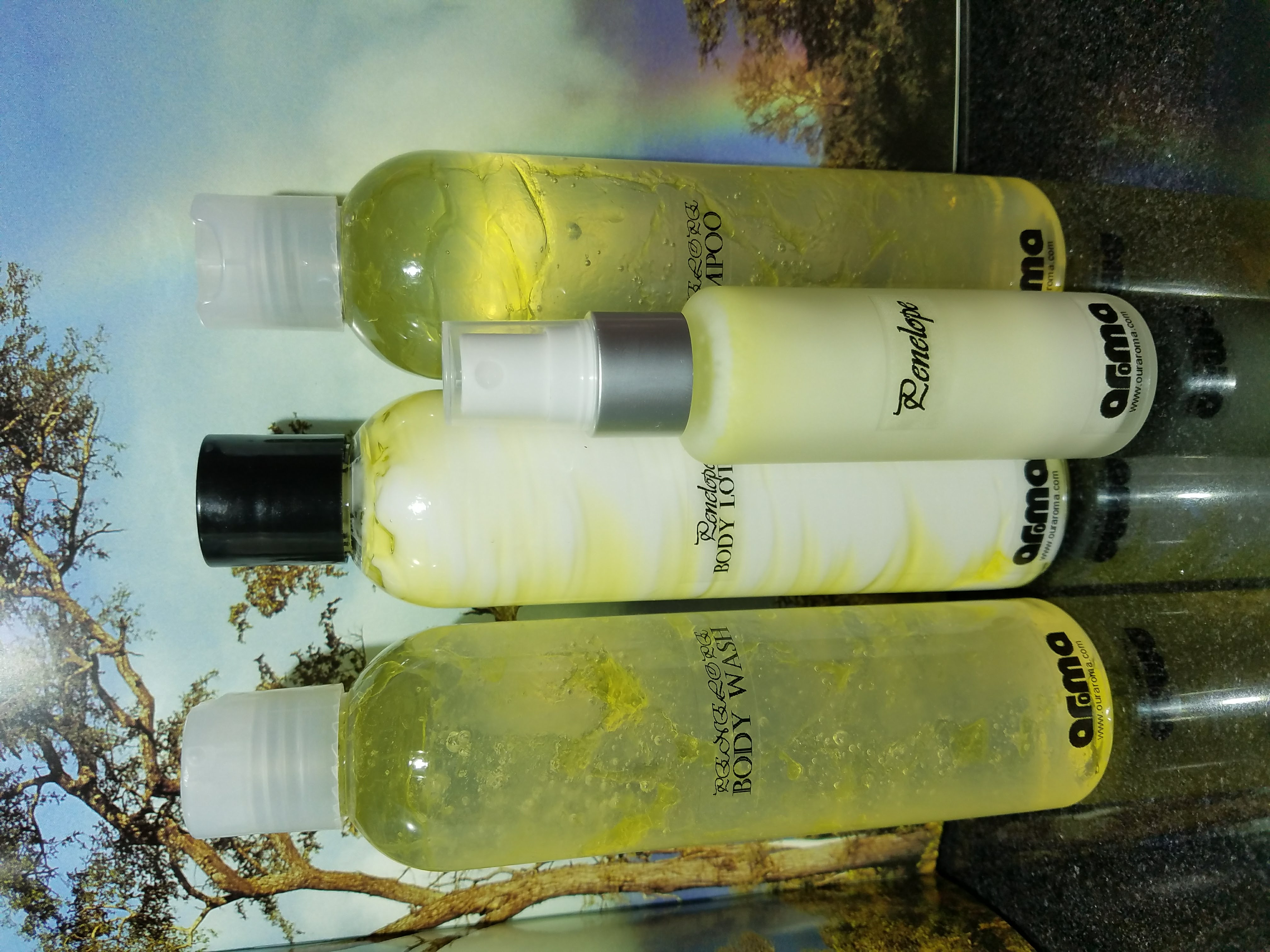 Aroma Body Care Collections