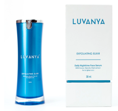 Luvanya Exfoliating ELIXIR
