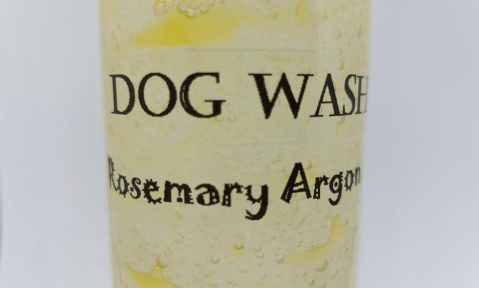 Aroma Rosemary Argon All-Natural Dog Wash 10 Oz