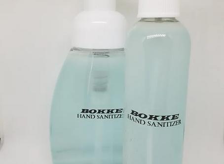 Alcohol-Free Hand-Sanitizer