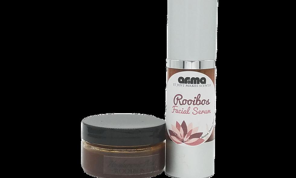 Aroma Rooibos Anti-Oxidant Facial Serum Gift Set