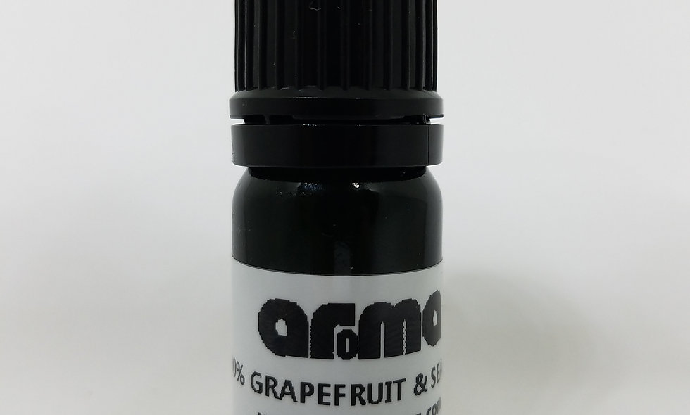 Grapefruit & Sea salt 100% Fragrance Oil