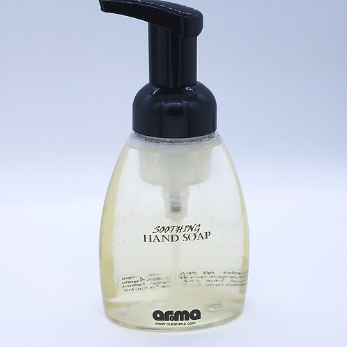 Aroma Soothing Foaming Hand Soap 8 Oz