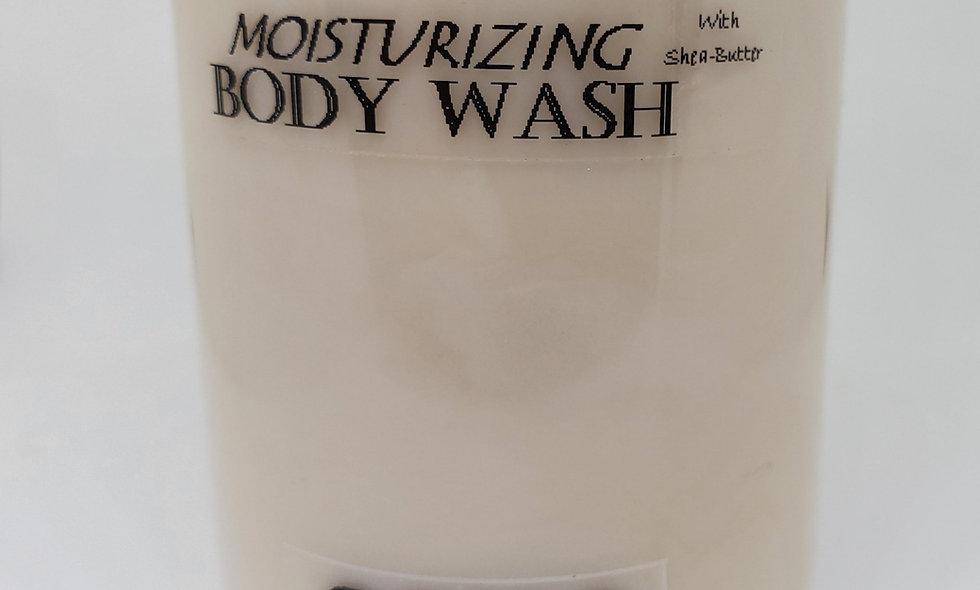 Aroma Moisturizing 8Oz Body Wash with Shea-Butter