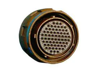 Connector Female 79 Pos Gold Crimp