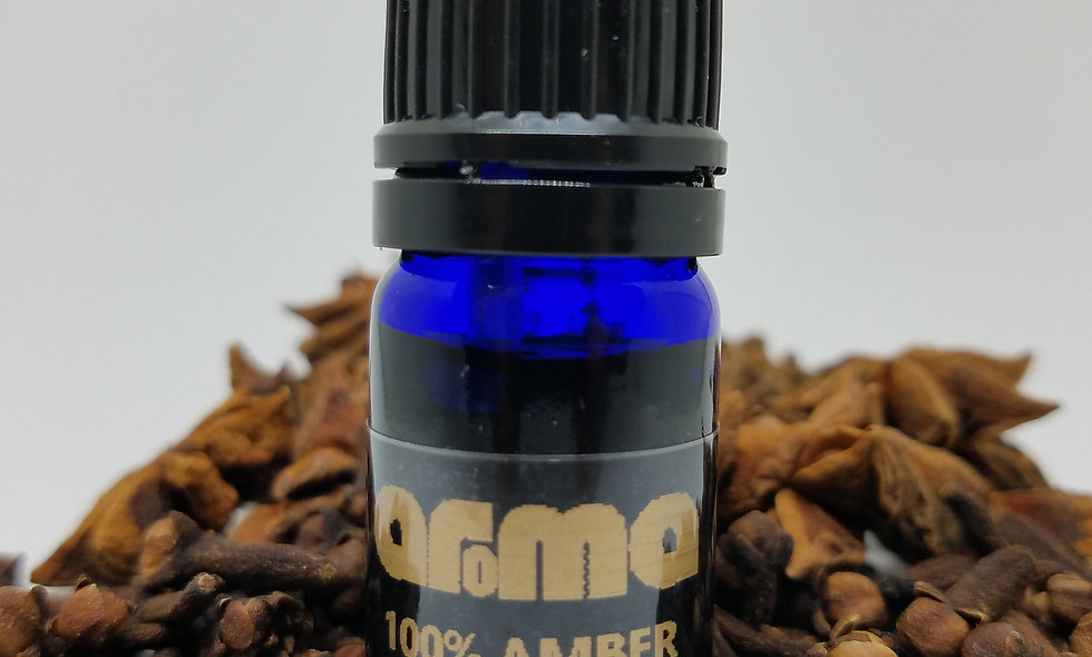 Amber 100% Essential Oil