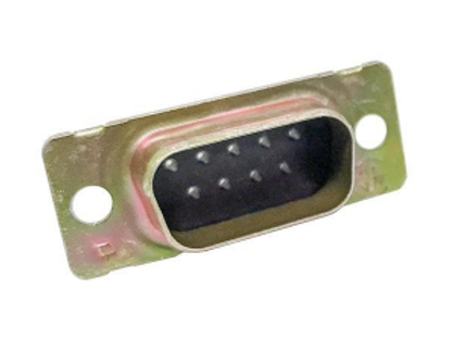 Military Specification M24308/4-1F Connector, Receptacle, Electrical