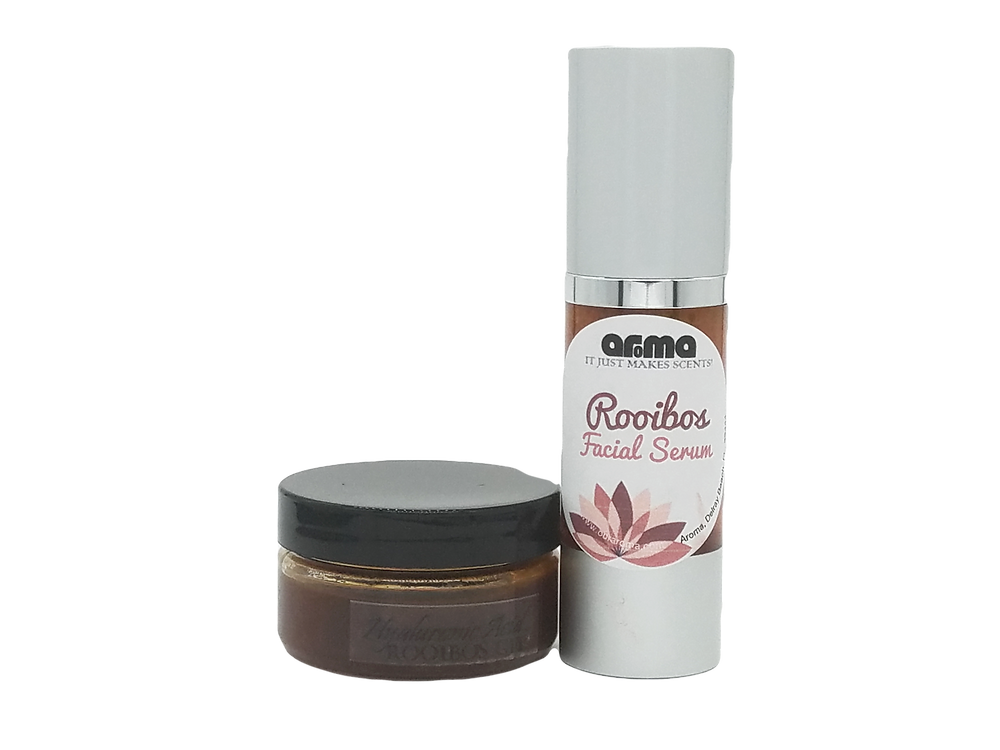 Rooibos Facial Serum Gift Set