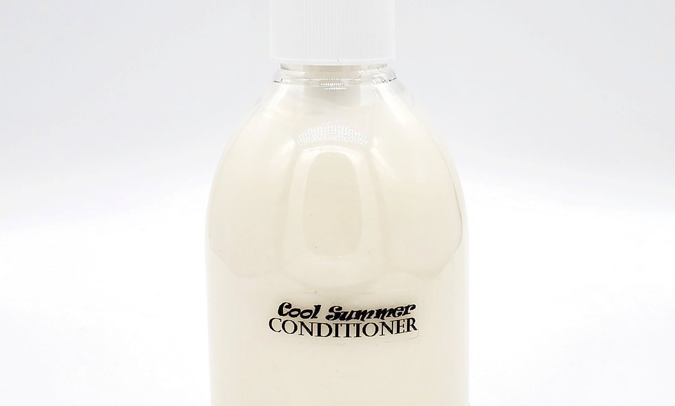 Aroma Cool Summer Hair Conditioner with Keratin 10Oz