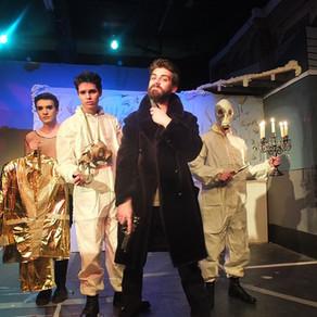 """REVIEW: """"Mercury Fur"""" at Subversive"""