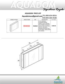 TRI DOOR SR 3040 TECH SPEC + PRICE