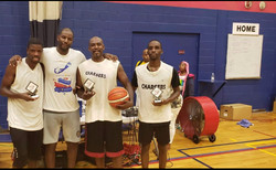 Mens winners Chargers SP