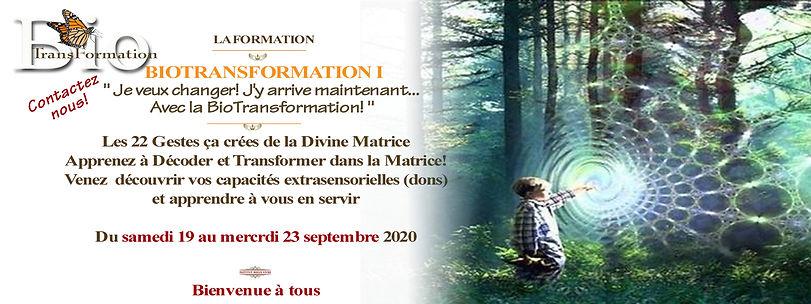 Facebook  La  formation  B.T.I, 19 au 23