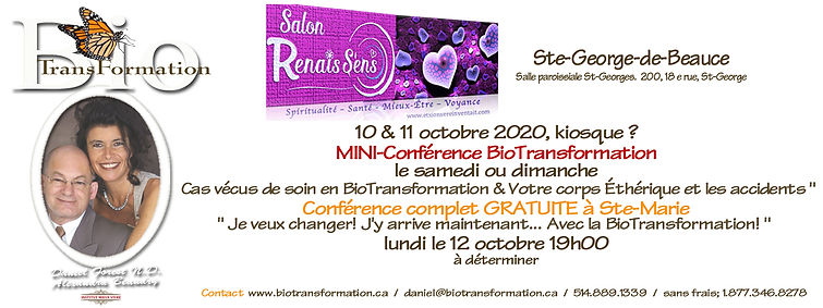 Facebook Salon Renais Sens, Ste-George,