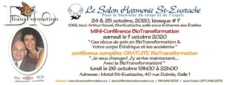 Facebook Salon Harmonie, St-Eustache oct