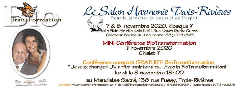 Facebook Salon Harmonie,, Trois-Rivieres