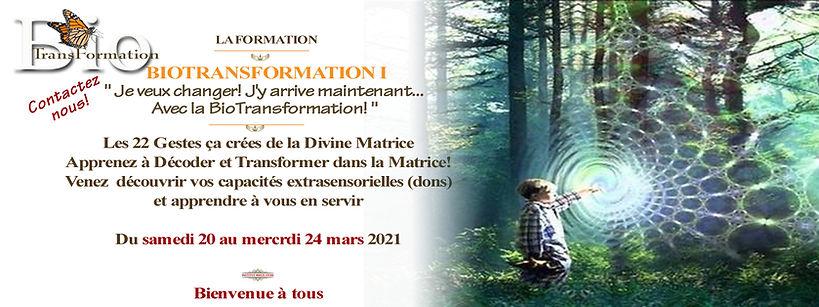 Facebook  La  formation  B.T.I, 20 au 24