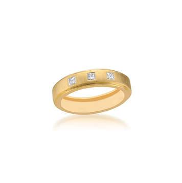 Princess Cut Diamond Ring|プリンセスカットダイヤモンドリング