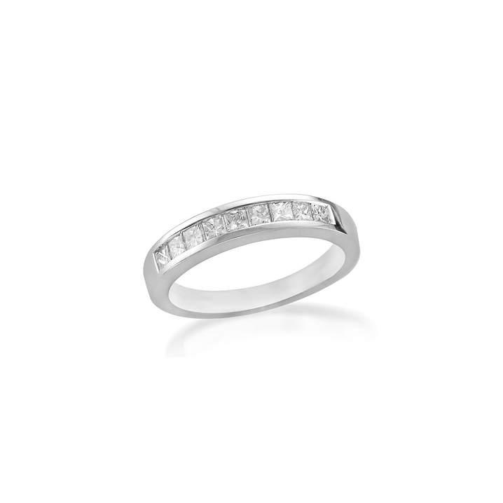 Invisible Setting Eternity Diamond ring|インビジブルセッティングエタニティダイヤモンドリング