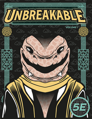 Unbreakable Volume 1 cover.png