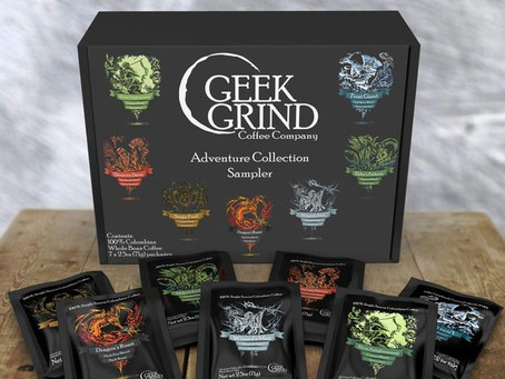 Lynne's Big Geeky Giveaway - Did You Win?