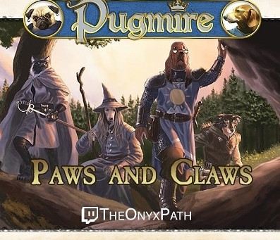 New year, new site, new season of Paws and Claws!