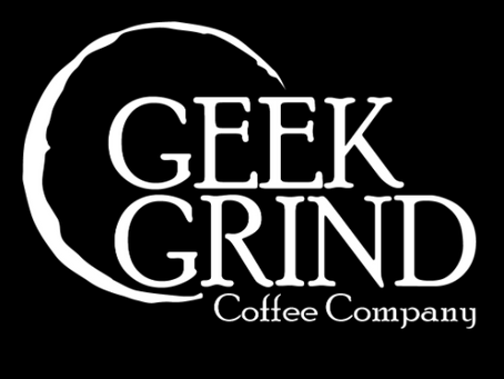 Now Drinking: Geek Grind Coffee - Review and Announcement!