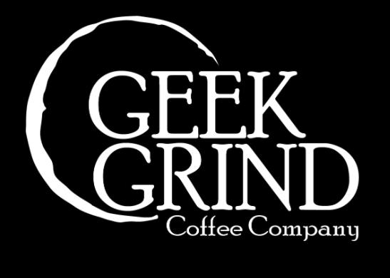 Geek Grind Coffee logo