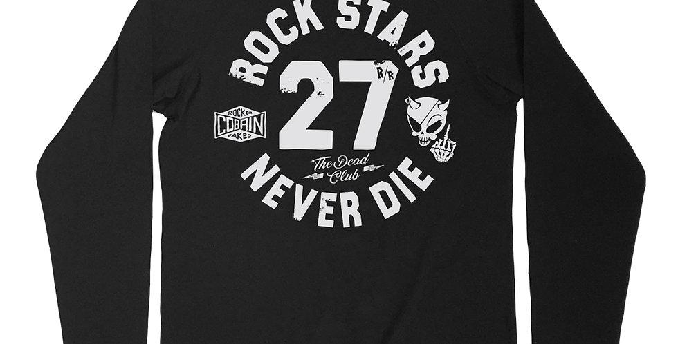 Rock Stars Never Die