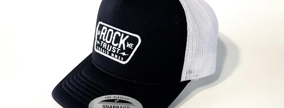 Trucker cap IN ROCK WE TRUST
