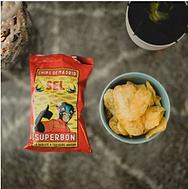 Secrets d'Epiciers Fournisseur Epicerie Fine Chips Sel