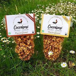 Secrets d'Epiciers Fournisseur Epicerie Fine Popcorns et Pralines Biologiques