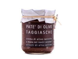 Fameuses olives taggiasche
