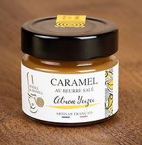 Secrets d'Epiciers Fournisseur Epicerie Fine Caramel Artisanal