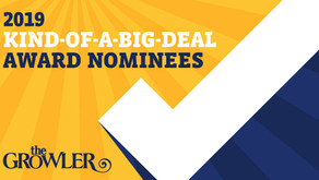 Vote for the '19 Kind-of-a-Big-Deal Readers Choice Awards