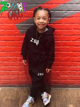 kids zbg suit