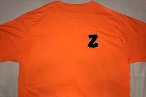 Letterman Z t shirt