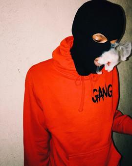 Gang Hoodie