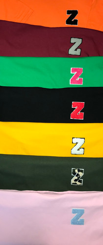 Letterman Z Shirts