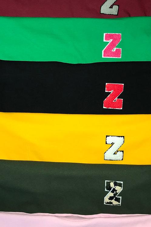 customize letterman shirt