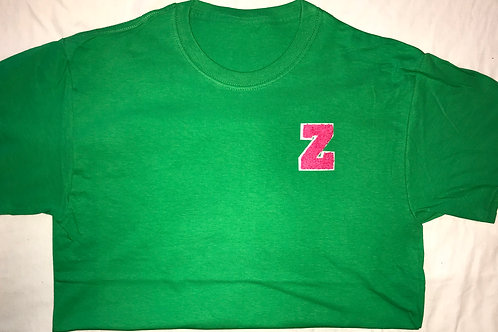Z letterman  t Shirt