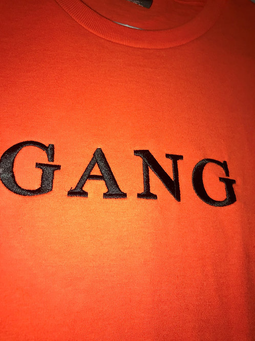 Gang Chest Tee